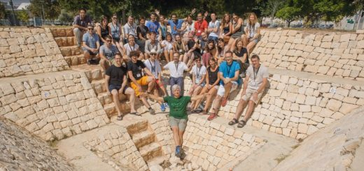 Photo du groupe Summer School CIPA 2016 Valencia (Fabio Menna)